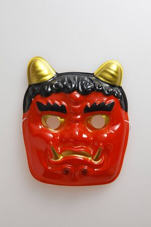 annual events: Demon face