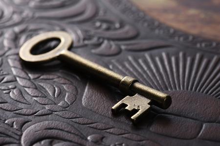 Keys and books