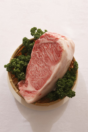 marbling: Meat of marbling