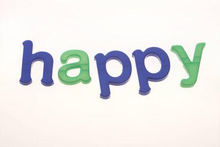 happy: happy Stock Photo