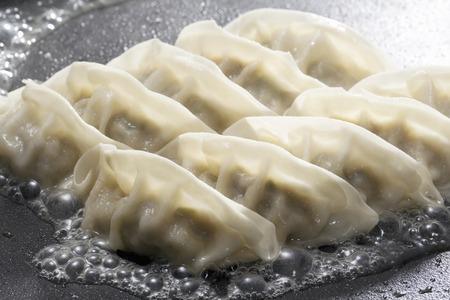 Bake dumplings