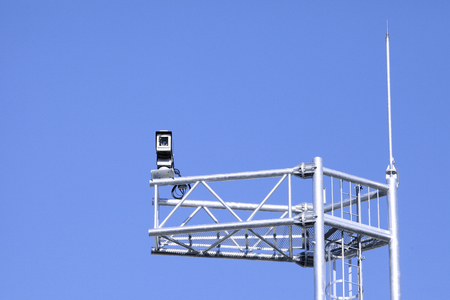 Traffic monitoring camera