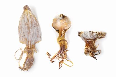 preservative: Dried squid