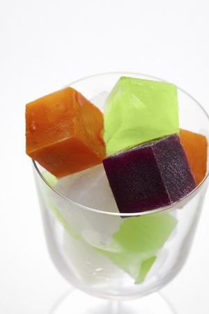 sherbet: Ice cream sherbet