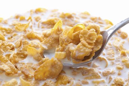 snack food: Corn flakes