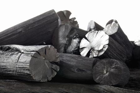 Bincho uhlí Reklamní fotografie