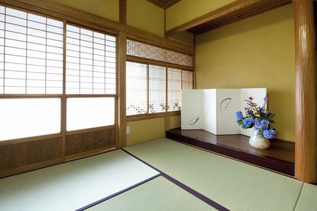 일본풍의 골방