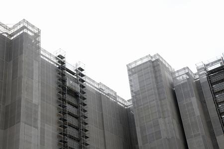 construction companies: Construction site