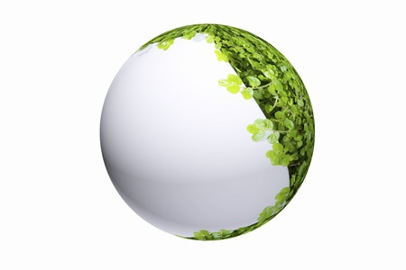cg: Sprout sphere CG