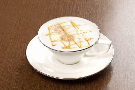dulce de leche: Cafe Caramel