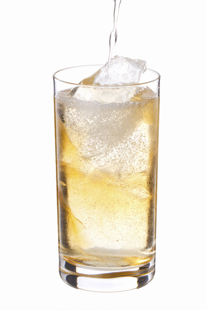 carbonate: Highball development that pour carbonate