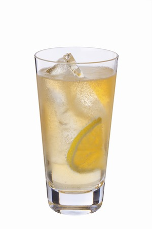 Highball lemon