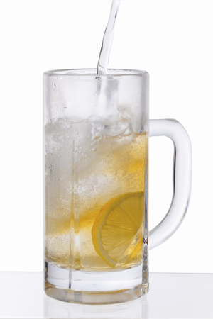 carbonic: Highball development that pour carbonate