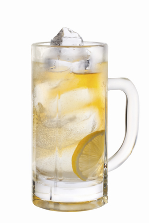 carbonic: Highball lemon
