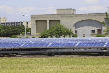 circumstance: Solar Panel Stock Photo