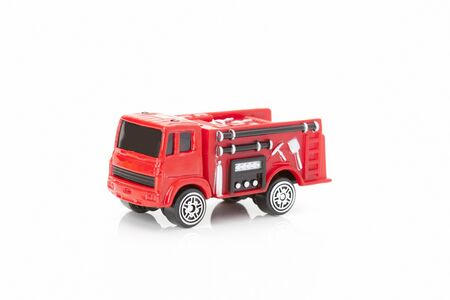 coche de bomberos: Modelo de cami�n de bomberos