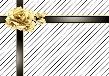 grown with love: Ribbon Stock Photo