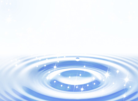 quietude: Water ripples