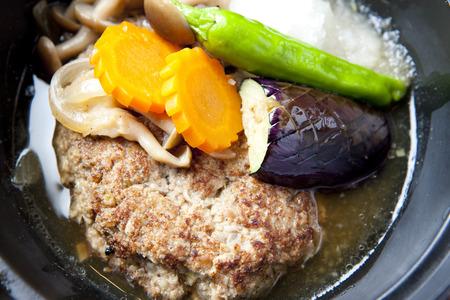 stew: Stew hamburger