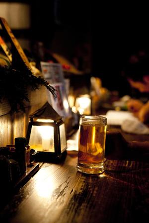 居酒屋カウンター