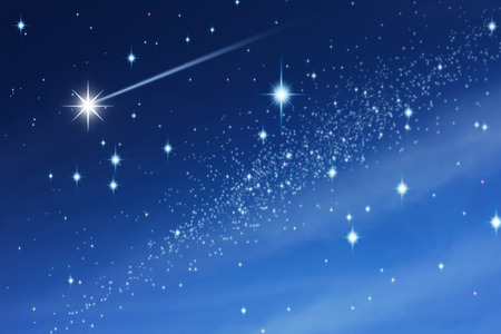 star night: Starry sky