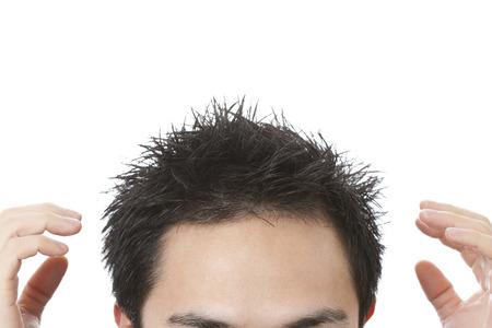Hair care Zdjęcie Seryjne