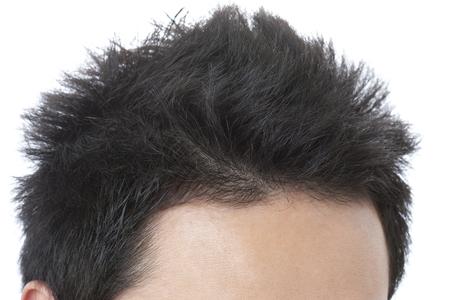 Hair care 写真素材