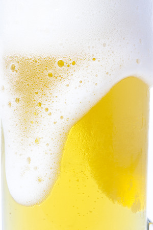 carbonic: Beer Stock Photo