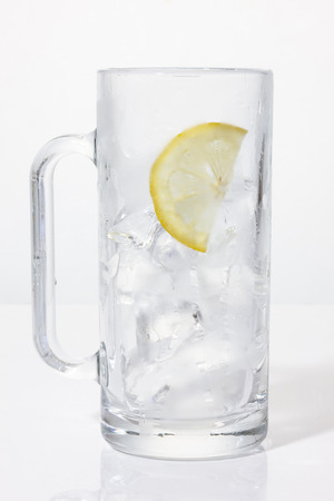 carbonic: Lemon Sour Stock Photo