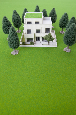 sized: Twofamily houses
