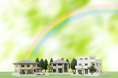 sized: Housing Stock Photo