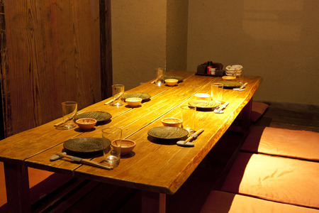 Tavern of private room