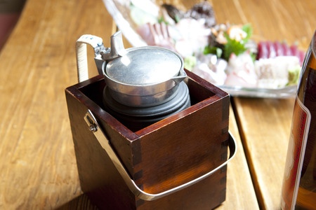 sho: Japanese sake