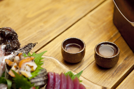 rawness: Japanese sake