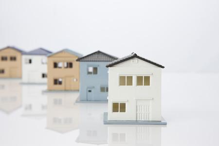 down town: Housing Stock Photo