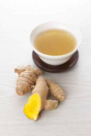healthiness: Turmeric tea