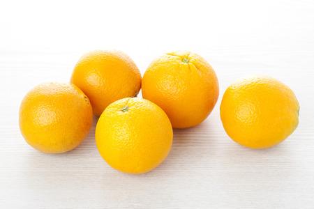 healthiness: Orange