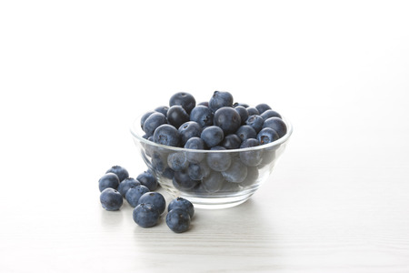 Blueberry Standard-Bild