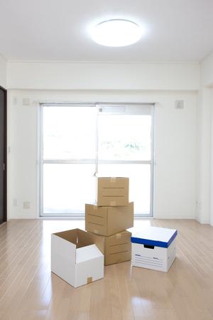 single dwelling: Movers