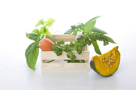 carotene: Vegetables beta carotene Stock Photo
