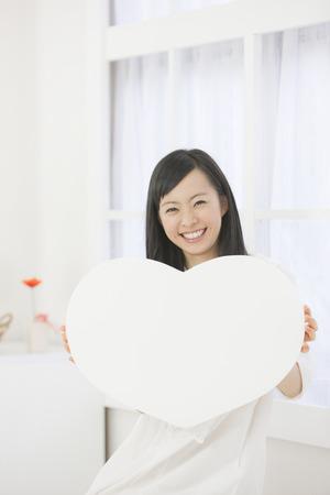 heartshaped: Women with heartshaped Board