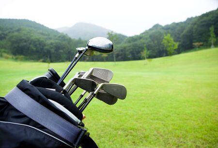 ゴルフ クラブ 写真素材 - 40000174