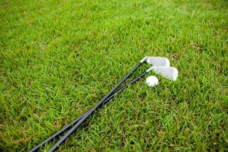 ゴルフのクラブとボール 写真素材 - 40000181