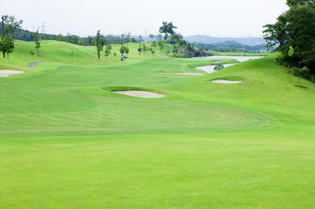 ゴルフ コース 写真素材 - 40026599