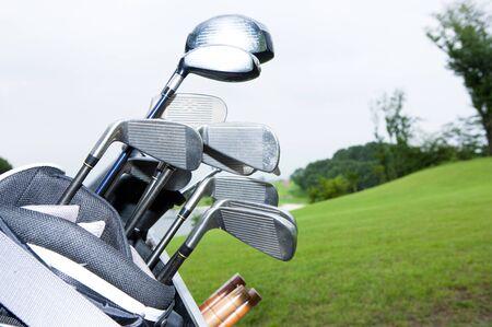 ゴルフ クラブ 写真素材 - 40026357