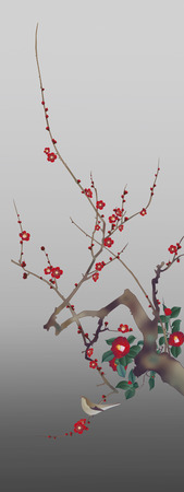 plum: Plum and Camellia
