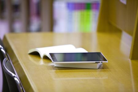 book racks: Tablet computer