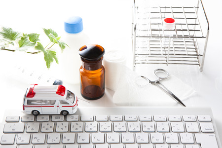 utiles de aseo personal: Médico