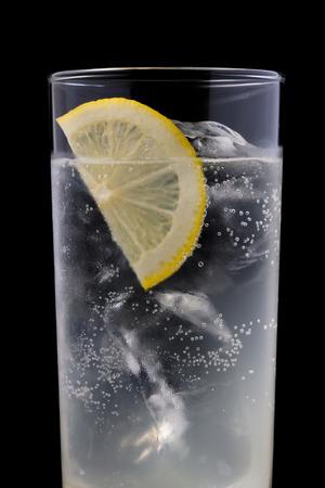 fizz: Gin Fizz Stock Photo
