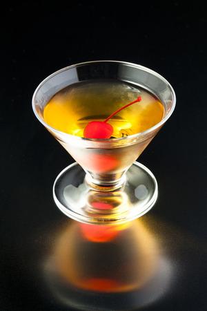alchoholic: Manhattan